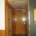 corridoio stanza