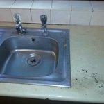 wash up facilities