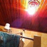 Teto do banheiro
