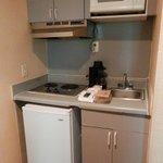 Kitchen Area---LOL