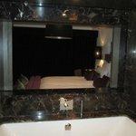 Window between Bath & Bedroom