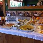 Los desayunos caseros, de lujo