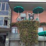 Balconies at Porta Roca