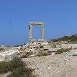 Porte du temple d'Appollon