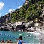 Gavitella beach
