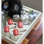 Tea & Coffee in each room