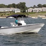 24 Boston Whaler Rental