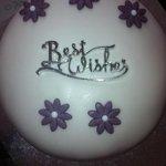6 inch celebration cake