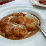 good quality Indian food.