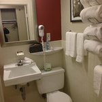 Bathroom and Amenities