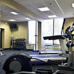 Cardio & Workout Room