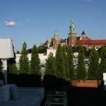 SheratonKrakow Roof top bar