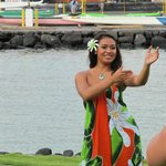 learning the hula