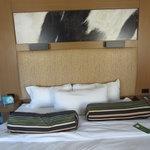Aloft king size bed