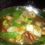 scallop and shrimp two lovers ������
