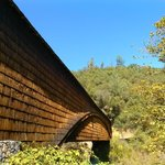 Old Wooden Covered Bridge Penn Valley