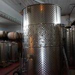 Wine Brewing Area