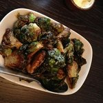 amazing Brussel Sprouts side