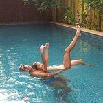 nuoto sincronizzato (o quasi)