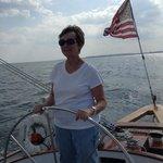 On Board the Schooner