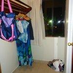 closet/storage area