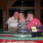 Seabreeze #1 hostess...Joannie with Jim & Anne