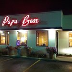 ‪Papa Bear Family Restaurant‬