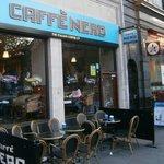 Popular London Coffee Shop (My Favorite)