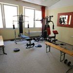 Hotel Nicolay zur Post Fitnessraum