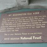Mt. Washington facts!