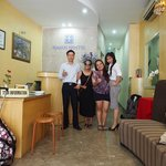 tony and emily of bb hanoi hostel