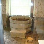 部屋のお風呂 2