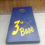 Corn Hole every day
