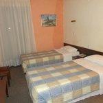 Sparta Inn Room