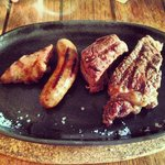 Signature Dish - Argentinian Meat Platter