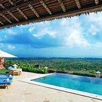 View from Villa Puri Balangan