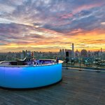 The Rooftop Bar at 49th Floor