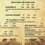 Our Specialty Pizzas