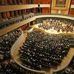 The Main Hall of Sibelius Hall