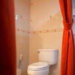 Villa Bathroom Facility