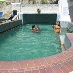la piscina termale