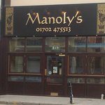 Manoly's, 31 Broadway, Leigh-on-Sea. SS9 1PA.