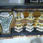 Particolare di un altare