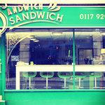 Sandwich Sandwich Bristol Sandwich Shop & Cafe Front
