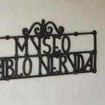 visita a Pablo Neruda...1 h