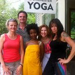 Outside Chichester Yoga