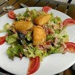 salade picodon