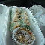 rice wraps to go