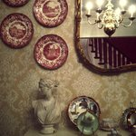 lovely period decor