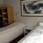 A suite room